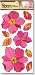 Sticker BOO Dekoracja ścienna kwiaty (RDA 3086)