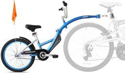 WeeRide Rower doczepiany dla dzieci Pro-Pilot Aluminium uniwersalny