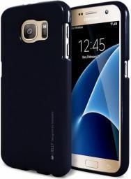 Mercury Etui I-Jelly Samsung S8 Plus G955 czarny matowy (Mer002108)
