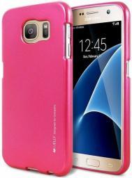 Mercury Etui I-Jelly Samsung J7 J730 2017 różowy matowy (Mer002545)
