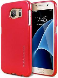 Mercury Etui I-Jelly do Apple iPhone X czerwony matowy (Mer002657)