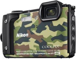 Aparat cyfrowy Nikon Coolpix W300 Moro Holiday Kit z plecakiem