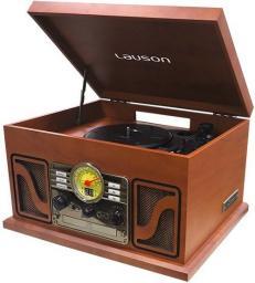 Gramofon Lauson CL 606 + płyta Winylowa Budka Suflera Cień Wielkiej Góry (LAUSONCL606)