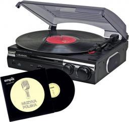 Gramofon Lauson CL 145 + płyta WinyLove Muzyka Polska (LAUSONCL145)