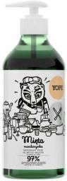 Yope Naturalny płyn do mycia naczyń Mięta i Mandarynka 750 ml