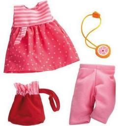 Haba  Kiki - Zestaw ubrań dla lalki 30cm/34cm  (5669)
