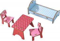 Haba Little Friends - Dollhouse Furniture Homestead (303001)