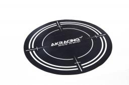 Akracing Mata podłogowa czarna (AK-FLOORMAT-BK)