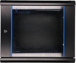 Szafa ExtraLink szafa rackowa do montażu naściennego wisząca 9U (EX.3968)