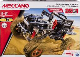 Spin Master Meccano 25 Models Set Offroad Race Car (6037616)