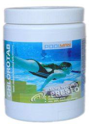 Poolman Preparat w tabletkach dezynfekcji Chlorotab