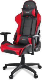 Fotel Arozzi Verona V2 Czarno-czerwony (VERONA-V2-RD)
