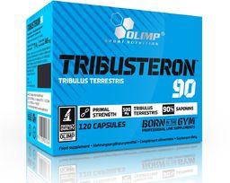 OLIMP Tribusteron 90 buzdyganek ziemny 120 kaps.