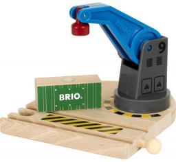 Brio BRIO Railway Magnet Crane (33866)