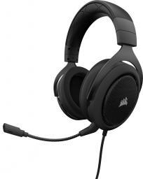 Słuchawki Corsair HS50 Carbon (CA-9011170-EU)