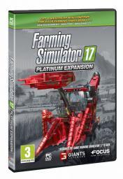 Farming Simulator 17 - Dodatek Platynowy