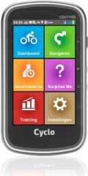 Nawigacja GPS MIO Cyclo 605 HC inc HRM & CADENCE (FEU) - 5262N5630001