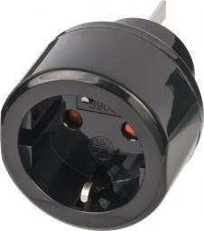 Brennenstuhl Adapter Travel Stecksystem DE/Aufsatz Austr/Chi 10A (1508440)
