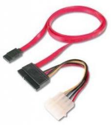 Digitus Molex + SATA - SATA 22 pin  (AK-400112-005-R)