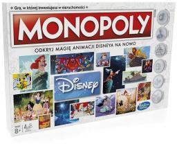 Hasbro Gra Monopoly Disney (C2116)