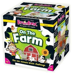 Albi BrainBox On The Farm ENG PBJ