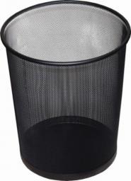 Kosz na śmieci Q-Connect 19L czarny (KF00871)