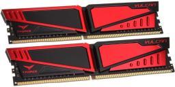Pamięć Team Group Vulcan, DDR4, 16 GB,3000MHz, CL16 (TLRED416G3000HC16CDC01)