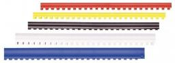 Opus Plastikowe grzbiety do bindowania 8mm czarne (ib08CZA)