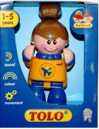 Dumel Zabawki dla niemowląt Tola Stewardessa (89988)