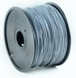 Gembird Filament ABS, srebrny, 1,75mm, 1kg (3DP-ABS1.75-01-S)