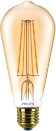 Philips Classic LEDbulb Filament 7W, E27, 825, ST64 gold transparent dimm (PH-57571000)