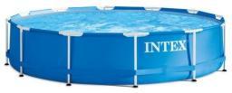 Intex Basen ogrodowy stelażowy Frame Pool Set Rondo (28202NP)
