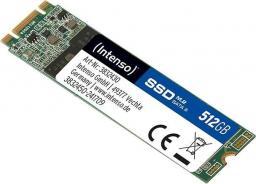 Dysk SSD Intenso Top 512 GB M.2 2280 SATA III (3832450)