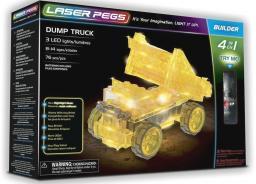 Laser Pegs Klocki 4 w 1 Dump Truck
