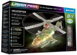 Laser Pegs Klocki laser pegs 8 w 1 Helicopter - 263137