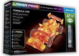Laser Pegs Klocki 12 w 1 Formula Car
