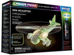 Laser Pegs Klocki Mini Helicopter (263140)