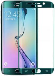 MyScreen Protector Fullscreen Glass do Samsung Galaxy S6  Zielone (MD2370TG)