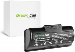 Green Cell Akumulator do iRobot Braava Jet 240 BC674 4446040, 3.6V, 3Ah (PT129)