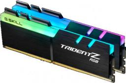 Pamięć G.Skill Trident Z RGB, DDR4, 16 GB,2400MHz, CL15 (F4-2400C15D-16GTZRX)