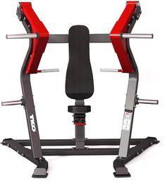 TKO Maszyna do treningu klatki piersiowej - Chest Press (900PLCP)