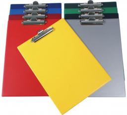 BIUR-FOL Deska z klipem A4  Bordowa (KH-01-05 BOR)