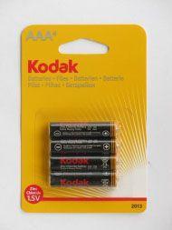 Kodak Bateria AAA / R03 4szt.
