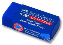 Faber - Castell Gumka  FC DUST-FREE  niebieska (187170 FC)