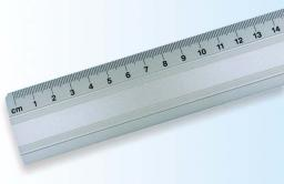 Leniar Linijka 100cm, aluminiowa  (30074)