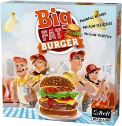 Trefl  GRA BIG FAT BURGER (FK1025)