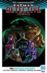 Batman. T.1 Powstanie Batmanów