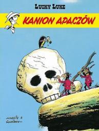 Lucky Luke T.37 Kanion Apaczów