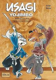 Usagi Yojimbo .Piekielne malowidło T. 26