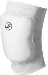 Asics Nakolanniki siatkarskie Basic Kneepad Performance białe r. L